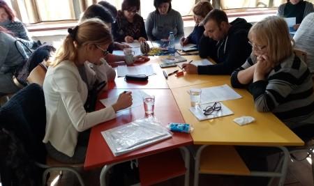 A diákok osztályzása és tesztelése képzés tanároknak