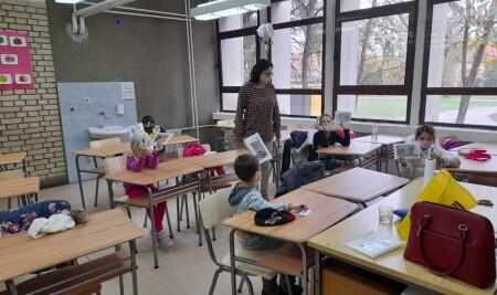 Маске за прваке – дар Фондације Новака Ђоковића
