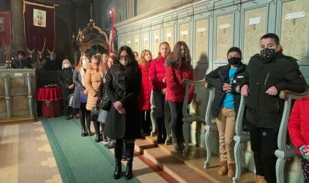 Прославили смо Школску славу – Светог Саву