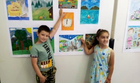 Млади уметници из III1 разреда